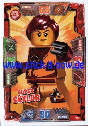 Lego Ninjago Trading Cards - SERIE 2 (2017) - Nr. 37
