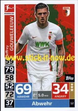 Topps Match Attax Bundesliga 18/19 - Nr. 12