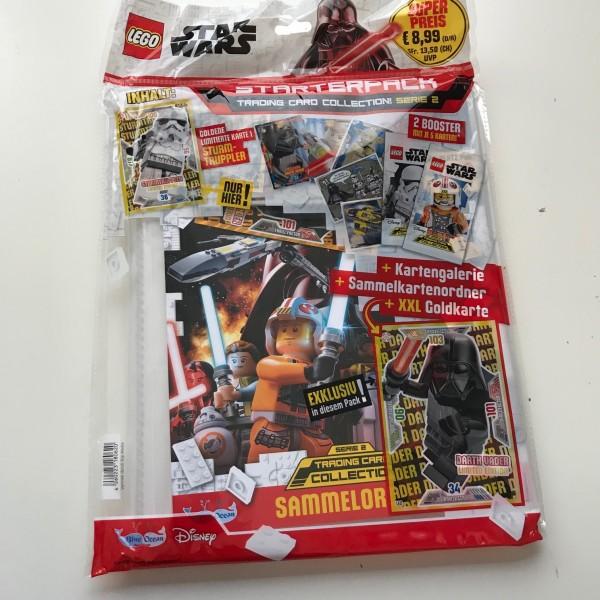 Lego Star Wars Trading Card Collection 2 (2019) - Starter-Set