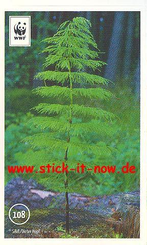 Edeka WWF Unser Wald 2013 - Nr. 108