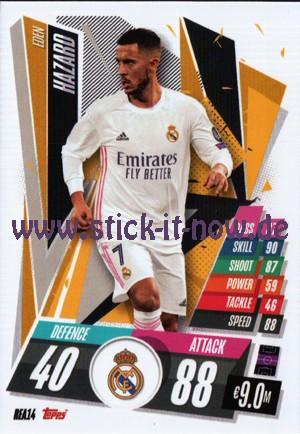 Match Attax Champions League 2020/21 - Nr. REA 14