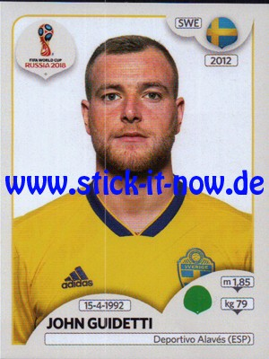 "Panini WM 2018 Russland ""Sticker"" - Nr. 490"