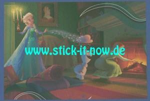 """Die Eiskönigin - """"Mein Stickertagebuch"""" (2018) - Nr. 65"""
