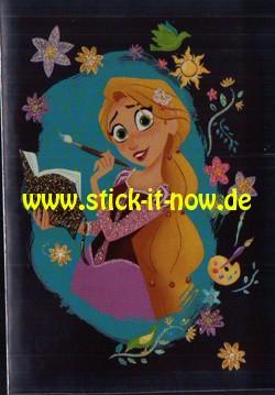"""Rapunzel - Die Serie """"Sticker"""" (2018) - Nr. 124 (Glitzer)"""