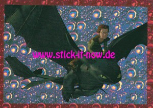 """Dragons 3 """"Die geheime Welt"""" (2019) - Nr. 26 (Glitzer)"""