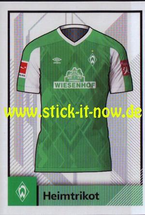 "Topps Fußball Bundesliga 2020/21 ""Sticker"" (2020) - Nr. 107"