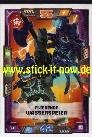 Lego Nexo Knights Trading Cards - Serie 2 (2017) - Nr. 64