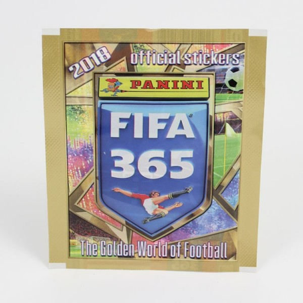"Panini FIFA 365 ""Sticker"" 2018 - 1 Stickertüte"