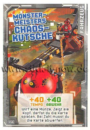 Lego Nexo Knights Trading Cards (2016) - Nr. 156