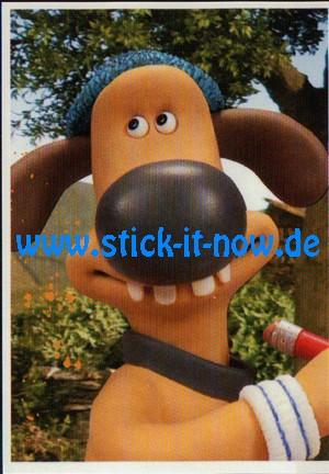 """Aldi Nord - Shaun das Schaf """"Sticker"""" - Nr. 57"""