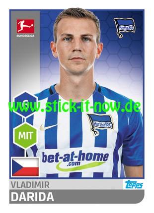 "Topps Fußball Bundesliga 17/18 ""Sticker"" (2018) - Nr. 28"