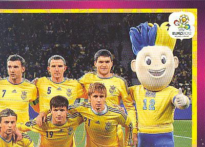 Panini EM 2012 Polen/Ukraine - Deutsche Version - Nr. 400