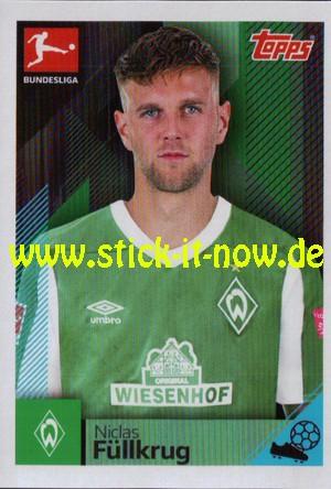 "Topps Fußball Bundesliga 2020/21 ""Sticker"" (2020) - Nr. 100"