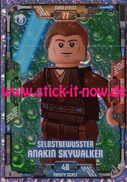 Lego Star Wars Trading Card Collection (2018) - Nr. 5 (Glitzer)