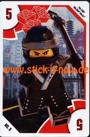 "Lego Sammelkarten ""toysRus"" (2017) - Nr. 5"