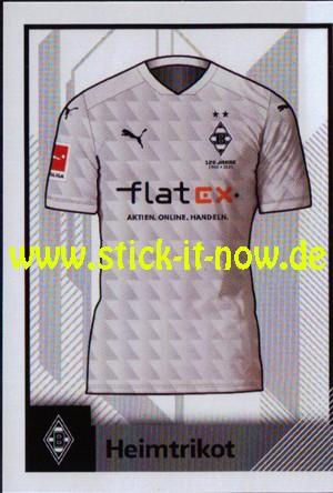 "Topps Fußball Bundesliga 2020/21 ""Sticker"" (2020) - Nr. 287"