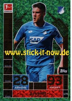 Topps Match Attax Bundesliga 18/19 - Nr. 170 (Hattrick-Held)
