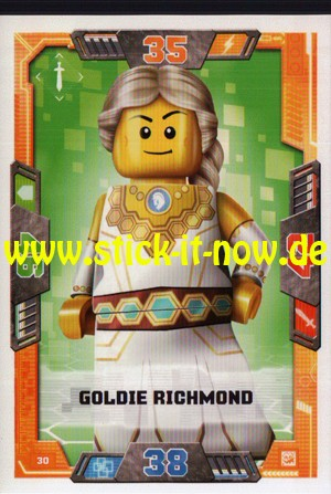 Lego Nexo Knights Trading Cards - Serie 2 (2017) - Nr. 30