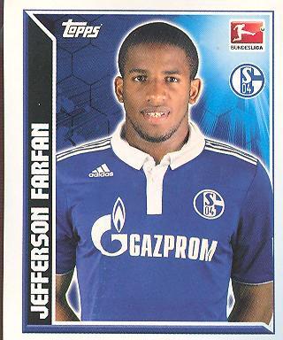 Topps Fußball Bundesliga 11/12 - Sticker - Nr. 354