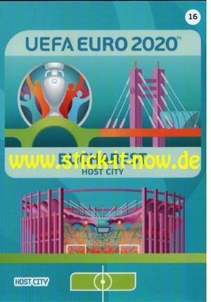 UEFA EURO 2020 Adrenalyn XL - Nr. 16
