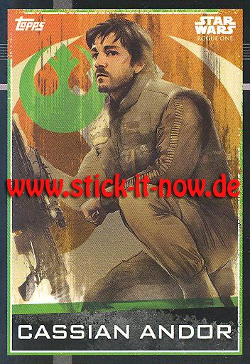 Star Wars - Rogue one - Trading Cards - Nr. 63