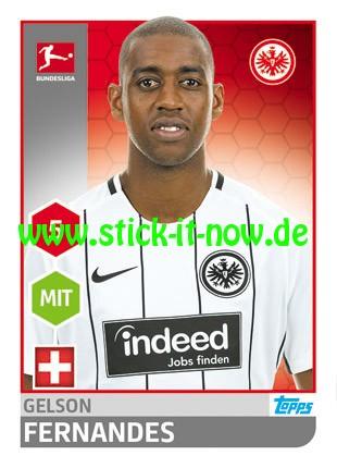 "Topps Fußball Bundesliga 17/18 ""Sticker"" (2018) - Nr. 70"