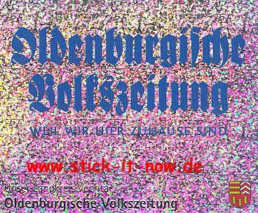 Panini Unser Landkreis Vechta - Nr. 1