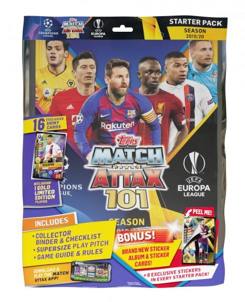 Topps Match Attax 101 (2020) - Starter-Set