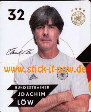 Rewe DFB Sammelkarten EM 2020 - Joachim Löw - Nr. 32