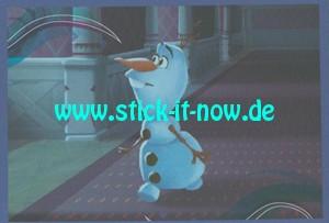 """Die Eiskönigin - """"Mein Stickertagebuch"""" (2018) - Nr. 72"""