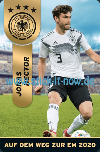 """Ferrero Team Sticker EM 2020 - """"Action"""" Nr. 7"""
