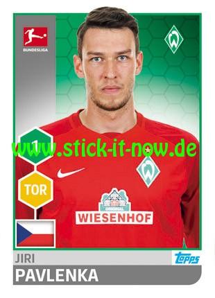 "Topps Fußball Bundesliga 17/18 ""Sticker"" (2018) - Nr. 34"