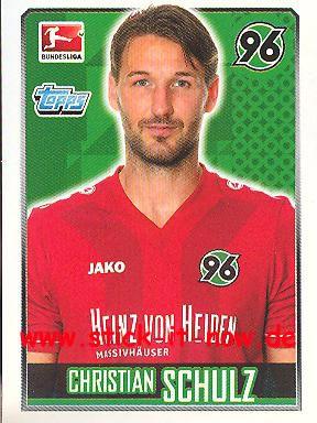 Topps Fußball Bundesliga 14/15 Sticker - Nr. 115