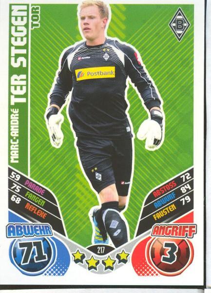 Marc-Andre Ter Stegen - Match Attax 11/12