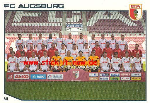 Match Attax 13/14 - FC Augsburg - Mannschaftskarte - Nr. M1