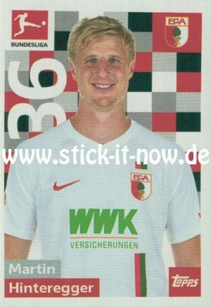 "Topps Fußball Bundesliga 18/19 ""Sticker"" (2019) - Nr. 6"