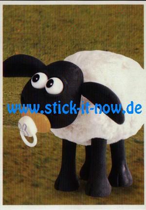 """Aldi Nord - Shaun das Schaf """"Sticker"""" - Nr. 100"""