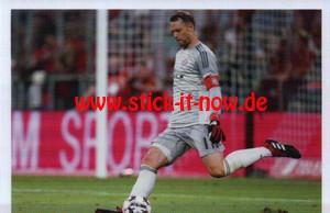 "FC Bayern München 18/19 ""Sticker"" - Nr. 21"