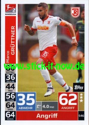 "Topps Match Attax Bundesliga 18/19 ""Action"" - Nr. 546"