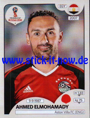 "Panini WM 2018 Russland ""Sticker"" - Nr. 76"