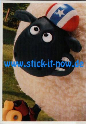 """Aldi Nord - Shaun das Schaf """"Sticker"""" - Nr. 133"""