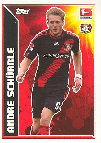 Topps Fußball Bundesliga 11/12 - Sticker - Nr. 233