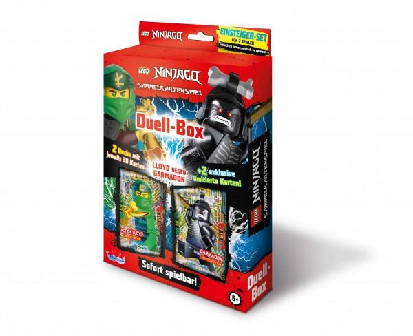 Lego Ninjago Trading Cards - SERIE 5 (2020) - Duell Box