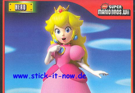 Super Mario Bros.Wii - Sticker - Nr. 12