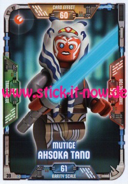 Lego Star Wars Trading Card Collection (2018) - Nr. 39