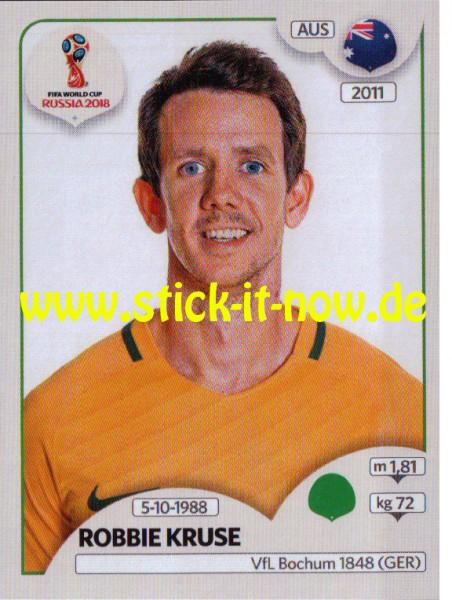 "Panini WM 2018 ""Sticker"" - Robbie Kruse - Australien"