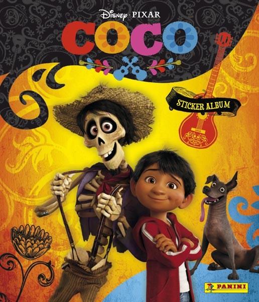 """Panini Disney Pixar """"COCO"""" (2017) - Stickeralbum"""