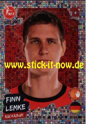 """LIQUI MOLY Handball Bundesliga """"Sticker"""" 20/21 - Nr. 105 (Glitzer)"""