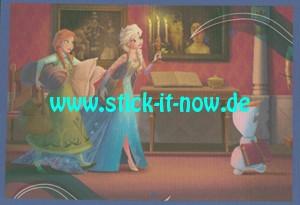 """Die Eiskönigin - """"Mein Stickertagebuch"""" (2018) - Nr. 64"""
