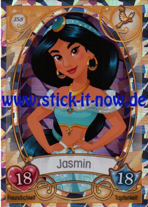 Topps Disney Princess Trading Cards (2017) - Nr. 158